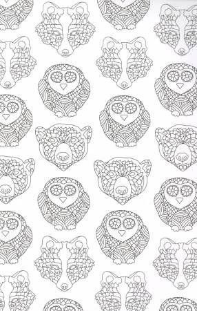 quirkles coloring pages for adults - photo#12
