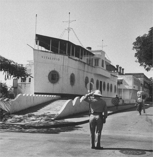 "*...""Casa de Vapor!...""Santo Domingo!. 1959.~*~."
