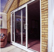 Find conservatory installers in Cardiff. High-quality double glazing conservatories, replacement windows, UPVC doors and windows Newport.