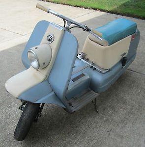 1960 Harley Davidson Topper motor scooter