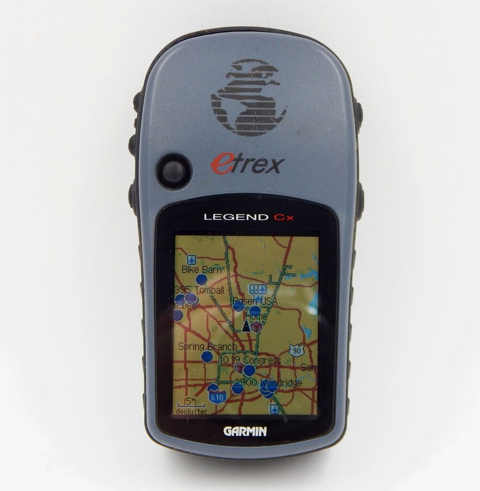 Garmin Etrex Legend CX Handheld Hiking GPS Garmin etrex