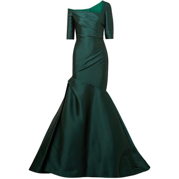 Evening dresses with ruching