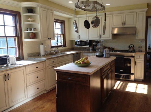 Kitchen Cabinet Curved Corner