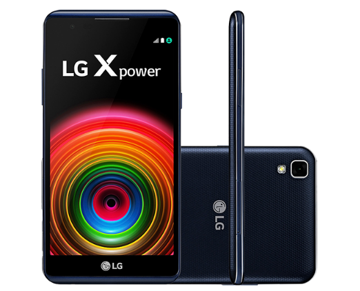 Smartphone LG X Power Dual Chip Android 6.0