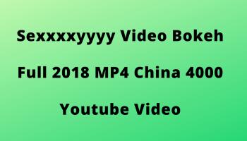 Video Bokeh Full 2018 Mp3 China 4000 Youtube Apk Download Videos Bokeh Bokeh Video