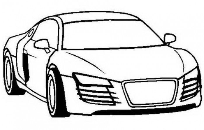 Audi S3 Car Coloring Page Coloring Kids Cars Coloring Pages Race Car Coloring Pages Coloring Pages