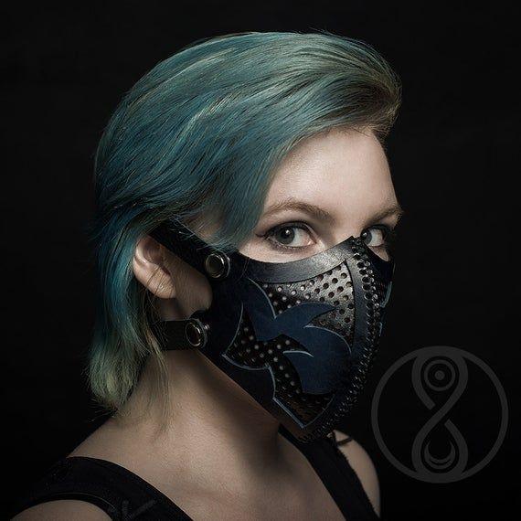 Pin em Tipos de Máscaras Corona vírus