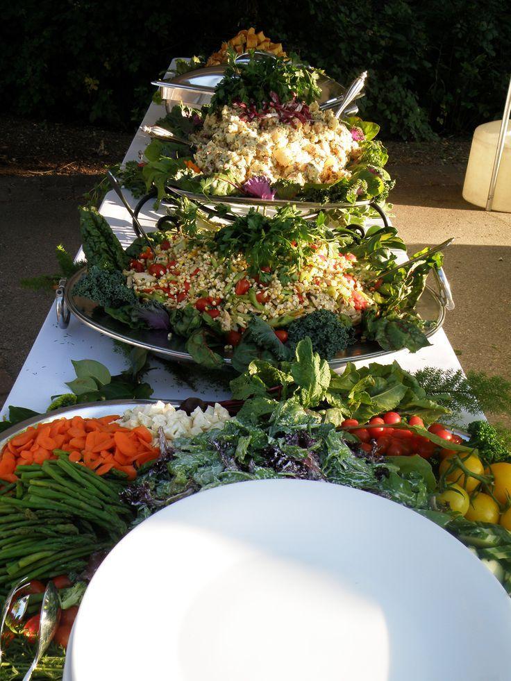 Summer Wedding Buffet Ideas Summer buffet.... Catering
