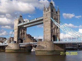 Tower Bridge - Tower Bridge, Zugbrücke, Themse, London, River Thames, bridge