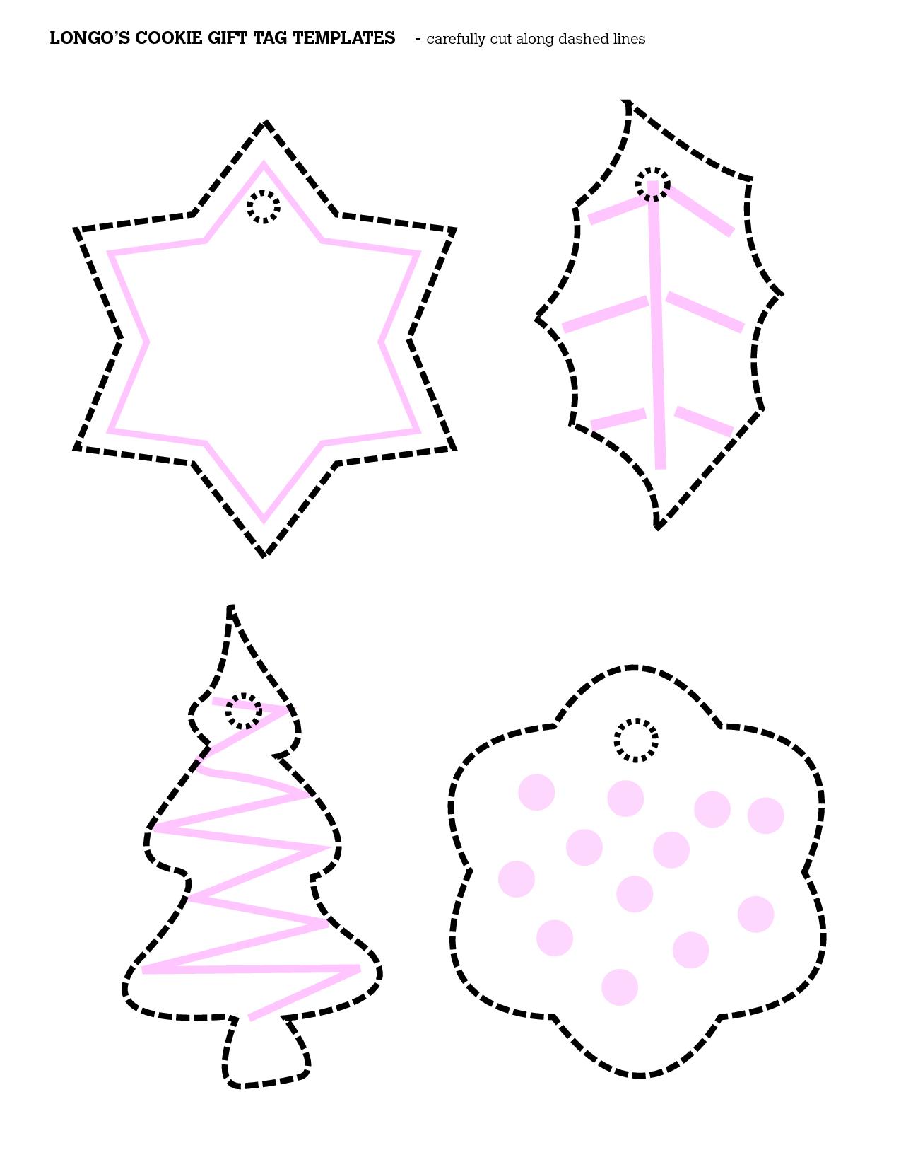 christmas gift tags templates аппликация pinterest tag