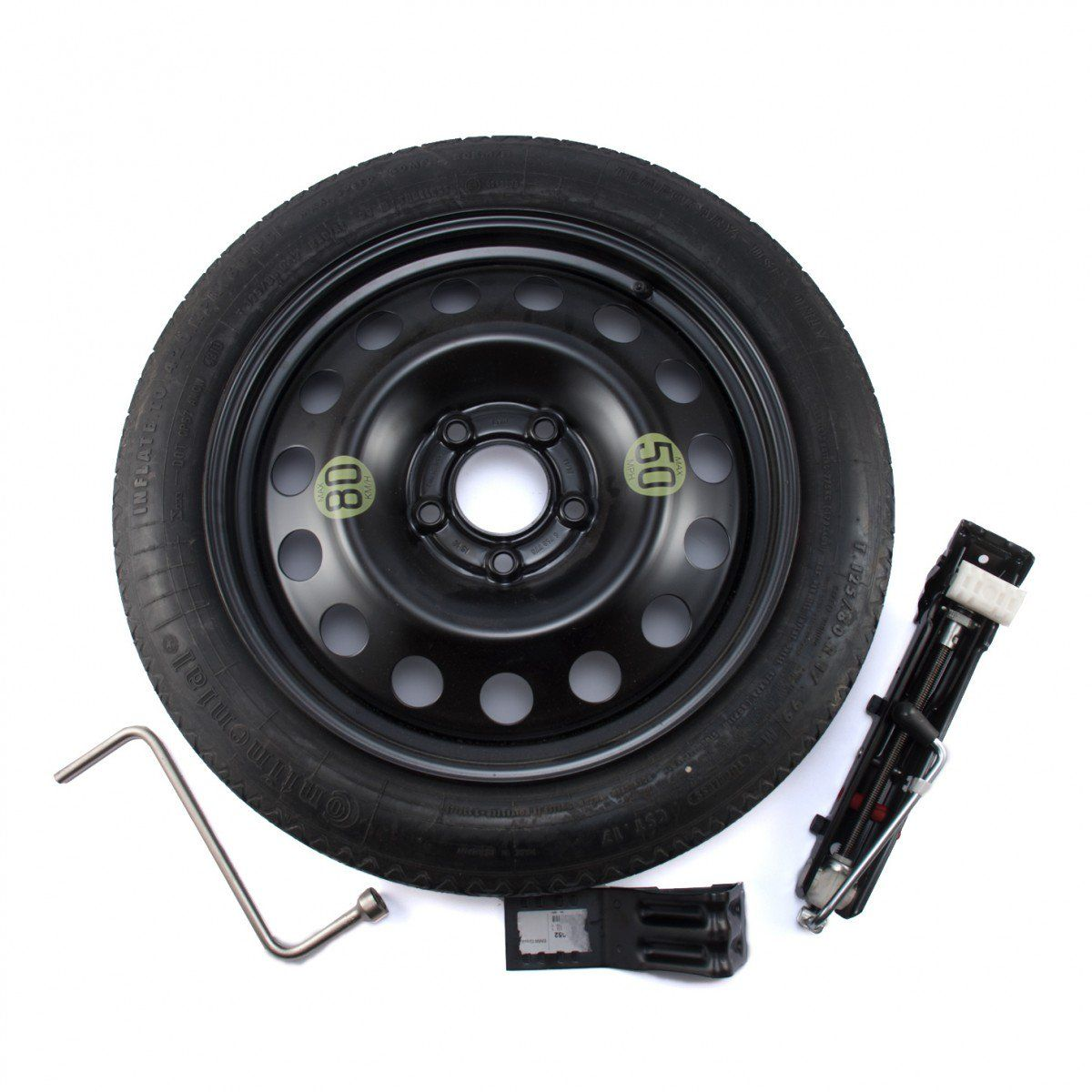Emergency Spare Tire Kit Cooper S Clubman Convertible Mini Spare Kit Spare Tire Bmw Tire