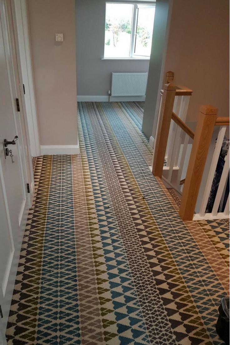 Quirky B Margo Selby Fair Isle Annie Carpet in 2020