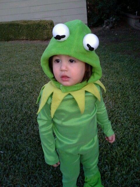 kermit the frog homemade halloween costume sc 1 st pinterest