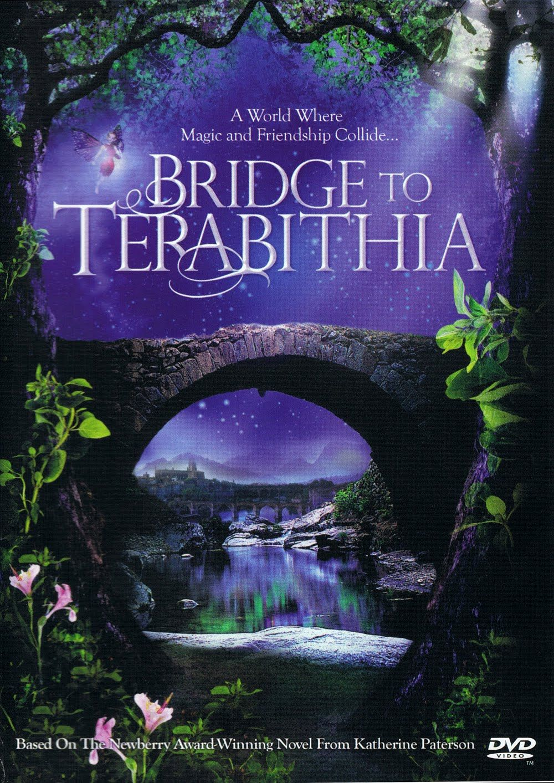 Bridge to Terabithia Book Cover   the book bridge to terabithia by