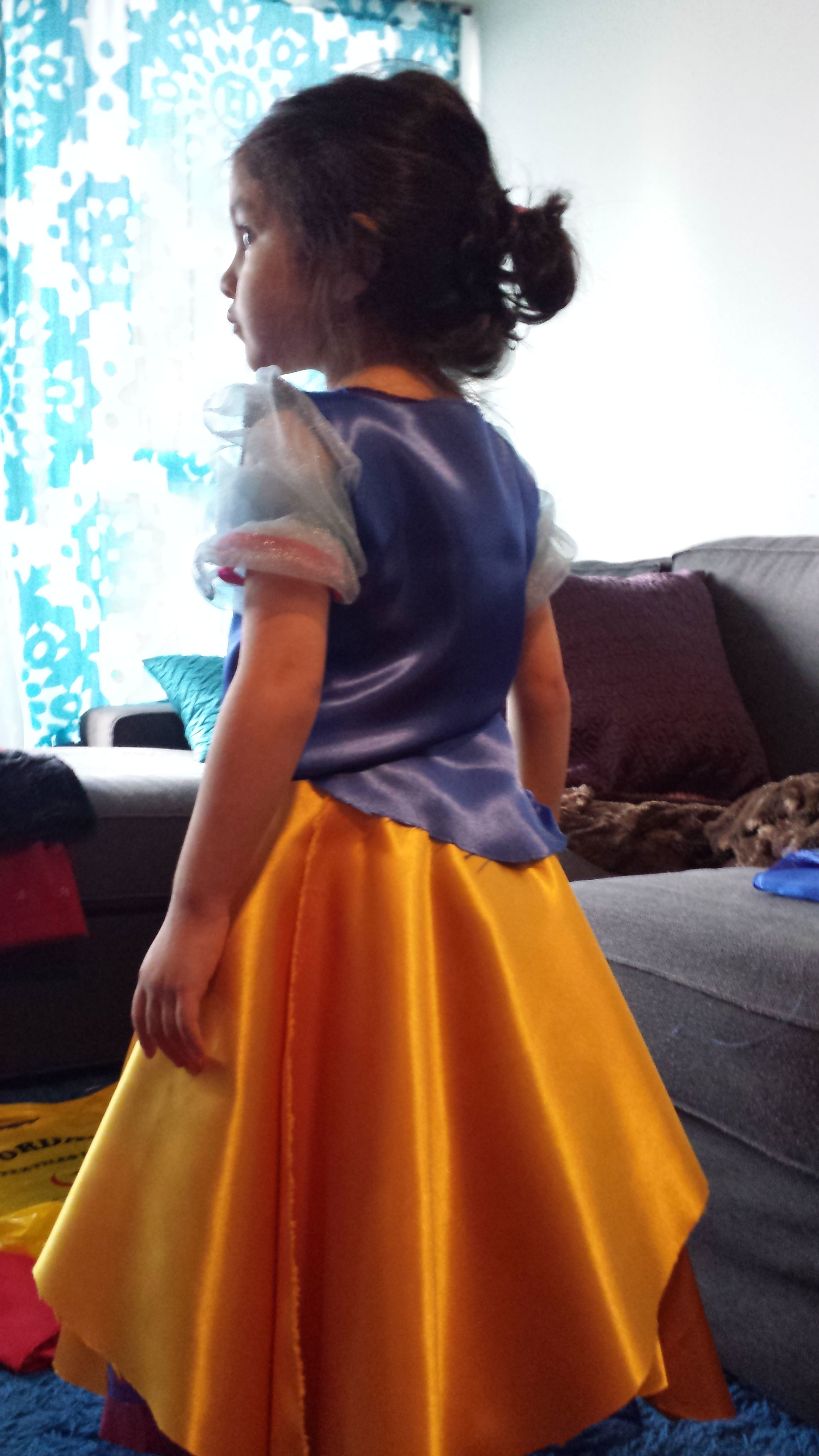 DIY Snow White Costume Snow white costume, Diy snow