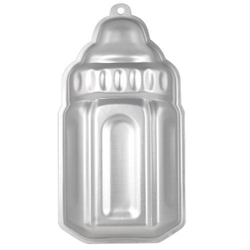 TOOGOOR Baby Bottle Shaped Cake Baking Tin Ideal Baby Christening Shower Birthdays *** You can get additional details at the image link.Note:It is affiliate link to Amazon.