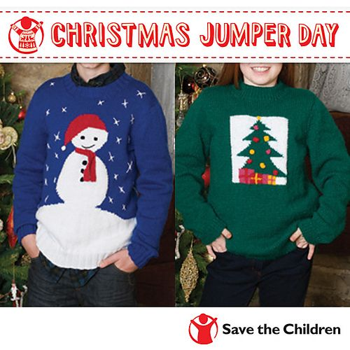 Ravelry: Patons Christmas Sweaters / Jumpers pattern by Patons UK ...