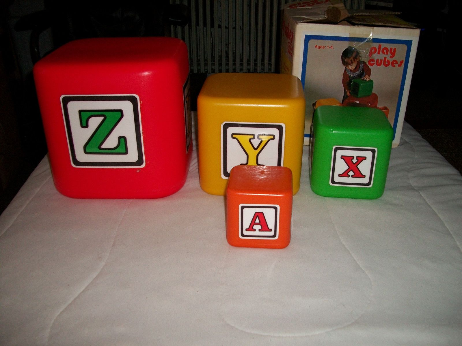 "Little Tikes ""Play Cubes"" (originally found on eBay)"