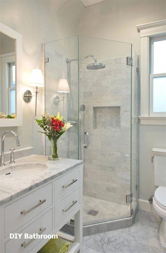 Small Bathrooms Bathroomdecoration Decoratingbathrooms Restroom Remodel Cheap Bathroom Remodel Bathroom Design Small