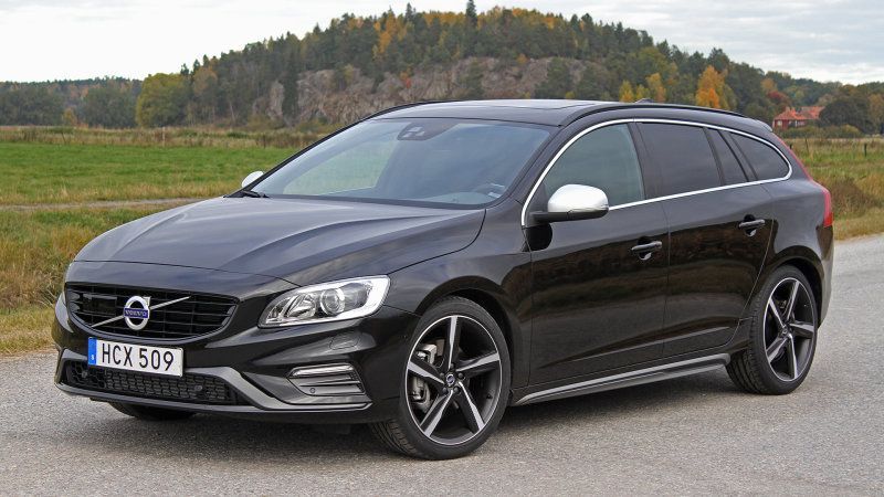 A Full Polestar Car Or Optimized Http Www Autoblog 2016 04 08 2017 Volvo V60 T6 Awd First Drive Review