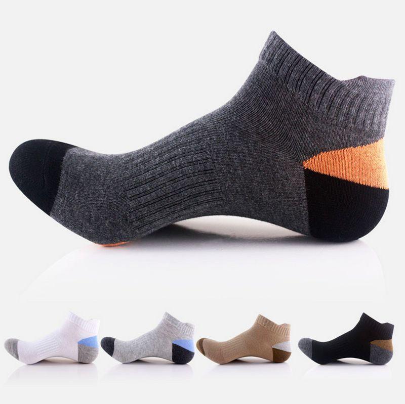 Lots Pairs New Mens Sports Cotton Socks