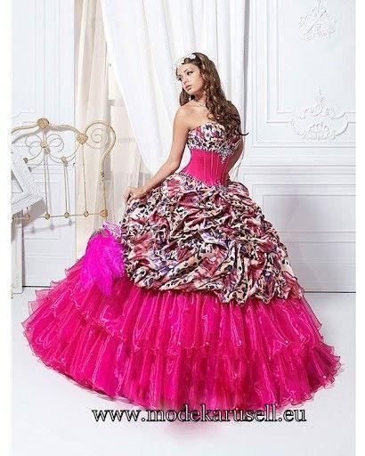 Traum Ballkleid Sigrid #mode #fashion #kleider # ...
