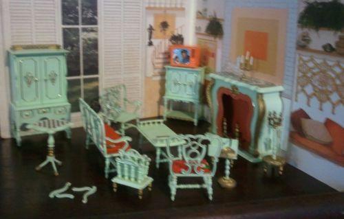Htf Serie Principessa Serie Milady Living Room Ensemble