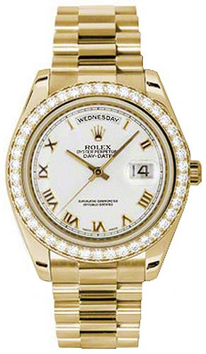 Rolex Oyster Perpetual Day-Date II 218348