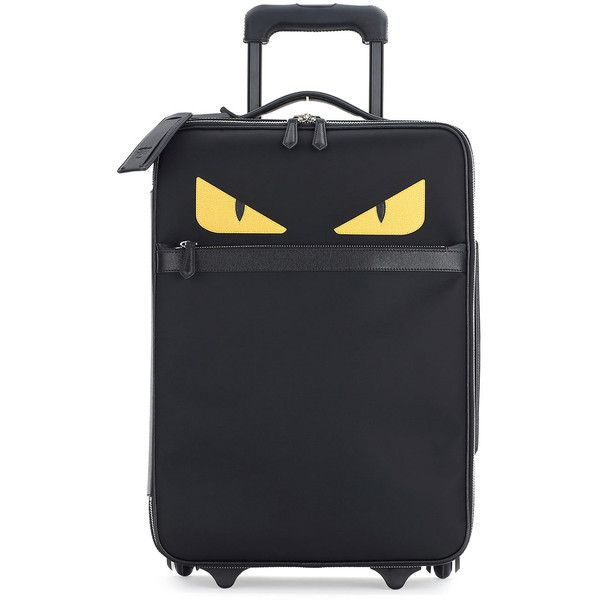 49118618 Pin by Bagology London on Travel bags - Suitcase | Fendi backpack ...