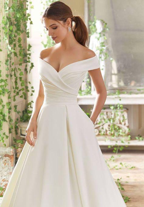 Photo of wedding dresses models – 5 – Fashion And Women