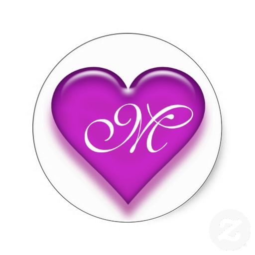 m in a heart | Romantic Ways | M wallpaper, Letter art