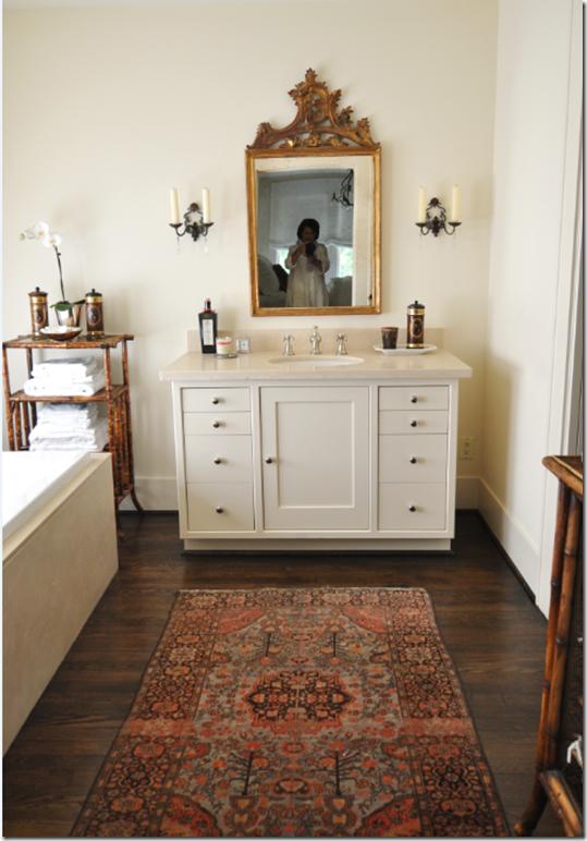 mirror, carpet, etagere | bathrooms | Pinterest | Oriental rug, Bath