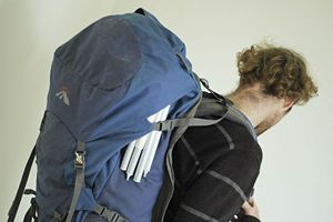 How to Pack an Internal Frame Backpack