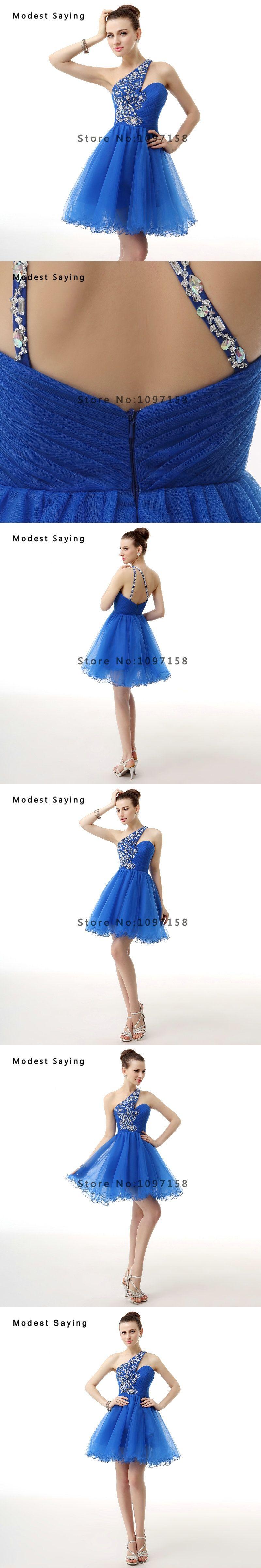 Vestido de formatura curto sexy blue short homecoming dresses with