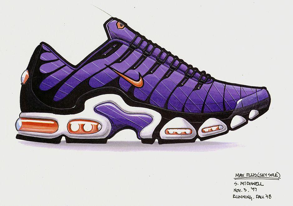 Nike Designer Sean McDowell Shares Story Behind the Nike Air Max ...