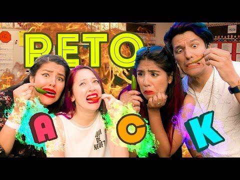 DI LO QUE SEA ABECEDARIO | RETO POLINESIO Y DAIANA HERNÁNDEZ #YOUTUBEPROWEEK - YouTube