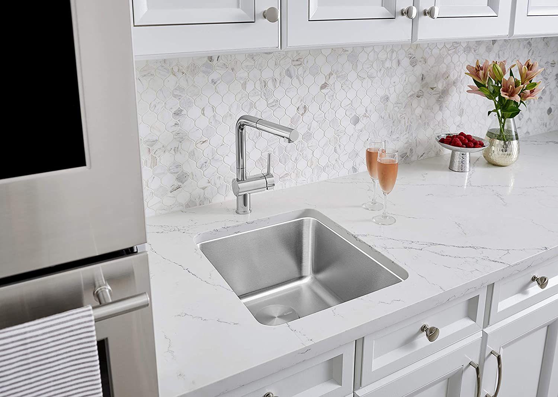 kitchen sinks undermount bar sink