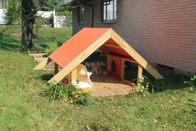 Backyard Playhouse Designs Kids Playhouses Backyard Better