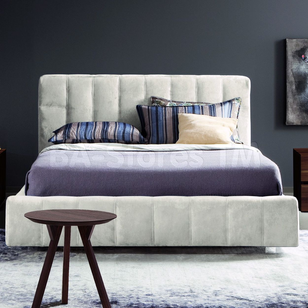 rossetto usa essence flat bed by rossetto furniture beds by