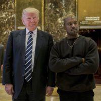 Kanye West est de retour : son amour pour son «frère» Donald Trump