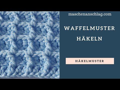 Häkelmuster Flechtmuster - YouTube | crochet | Pinterest | Crochet ...