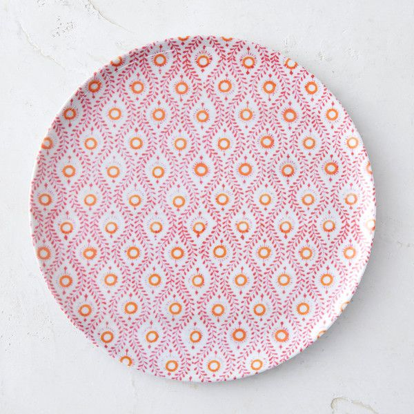 Melamine Picnic Plate ($14) ❤ liked on Polyvore featuring home kitchen \u0026 dining  sc 1 st  Pinterest & Melamine Picnic Plate ($14) ❤ liked on Polyvore featuring home ...