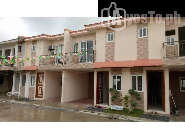 House and lot for sale in Mactan Cebu Fairchild villa townhouses | V11 | CEBU CITY | Free Philippine ad posting Site | Real estate