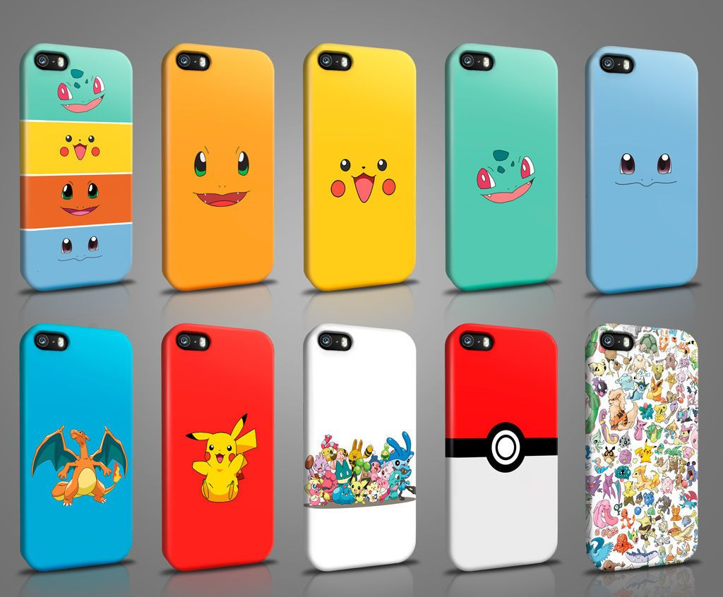 8 best Pokemon phone cases to up your Pokemon Go game