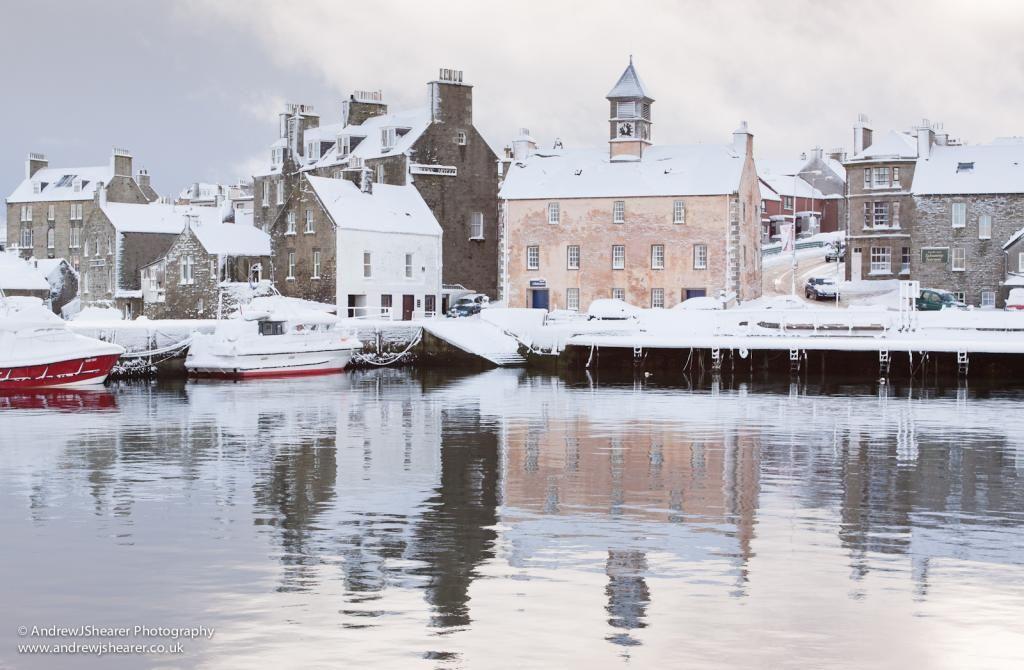 lerwick, shetland islands.