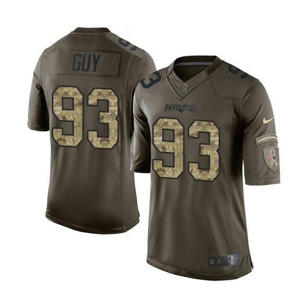 Lawrence Guy NFL Jerseys
