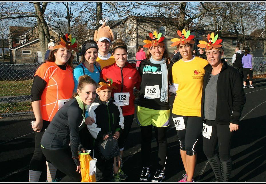 Fairhaven Turkey Trot Since 2010, the Fairhaven Turkey