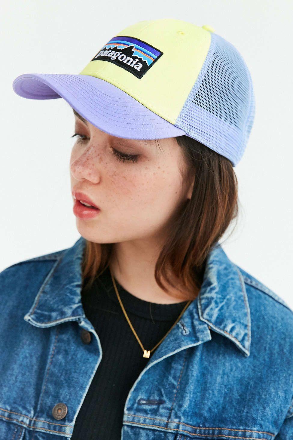 29a8f6d3569d8 Patagonia P6 LoPro Trucker Hat