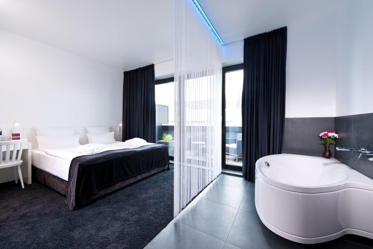 Baden im Luxus: Hotelzimmer mit Whirlpool in Berlin | Reisen und Ideen