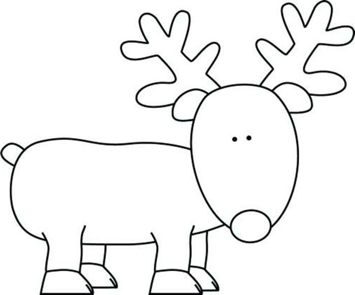 1001 Ideas De Dibujos Navideños Para Colorear Navidad